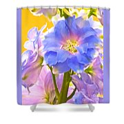 Flowers 38 Shower Curtain