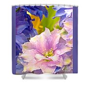 Flowers 42 Shower Curtain