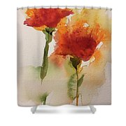 Dance In The Wind Shower Curtain