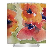 Simpler Is Sweeter Shower Curtain