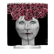 Flowers In The Attic Shower Curtain