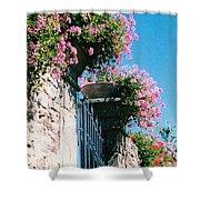 Flowers Of Panzano Photograph Shower Curtain