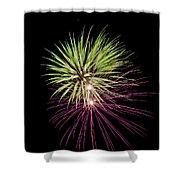 Flowerworks #14 Shower Curtain