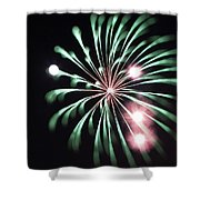 Flowerworks #20 Shower Curtain