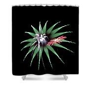 Flowerworks #27 Shower Curtain
