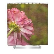 Flowery Shower Curtain