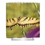 Flowing.... Shower Curtain