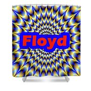Floyd Shower Curtain