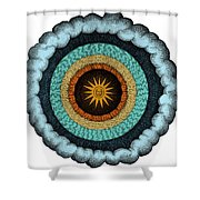 Fludds Cosmic Realms, 1617 Shower Curtain