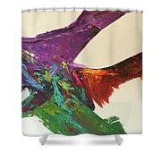 Fluid#1.2 Shower Curtain