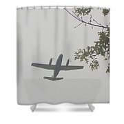 Fly Home Shower Curtain