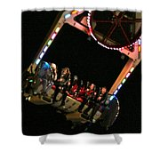 Flying Without Wings Shower Curtain