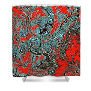 Focus Of Attention 18 Shower Curtain