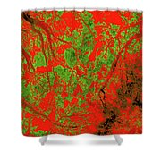 Focus Of Attention 21 Shower Curtain