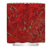 Focus Of Attention 30 Shower Curtain