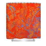Focus Of Attention 38 Shower Curtain