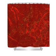 Focus Of Attention 41 Shower Curtain