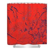 Focus Of Attention 42 Shower Curtain