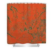 Focus Of Attention 43 Shower Curtain