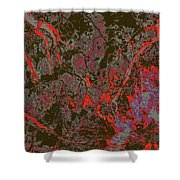 Focus Of Attention 50 Shower Curtain