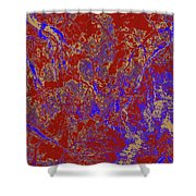 Focus Of Attention 52 Shower Curtain