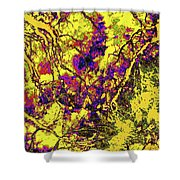 Focus Of Attention 8 Shower Curtain