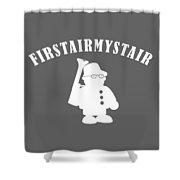 Foerstermeister - Easy Learning German Language Shower Curtain