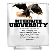 Fofmi Iu Tshirt Shower Curtain