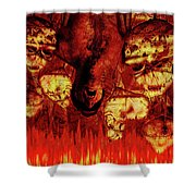 Follow Me To Dreamland Shower Curtain