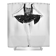 Following Dorothy Shower Curtain