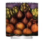 Food - The Harvest Shower Curtain