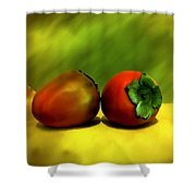 Food For The Gods Shower Curtain