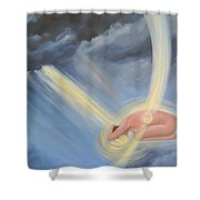 Foolish Fears Shower Curtain