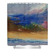 Foothill 04 Shower Curtain