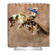 For A Moment Shower Curtain
