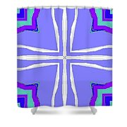 For Luci Shower Curtain