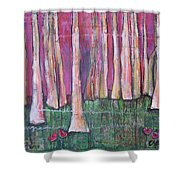 For Page Turner Shower Curtain