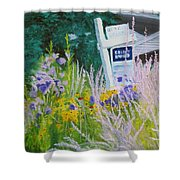 For Sale - A Patch Of Paradise Shower Curtain