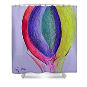 For Sol Shower Curtain