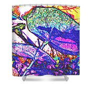 For Sun Lovers Shower Curtain
