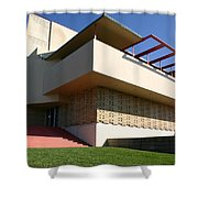 For The Love Of Architecture 01 Shower Curtain