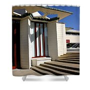 For The Love Of Architecture 02 Shower Curtain