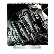 For The Love Of Beer Shower Curtain