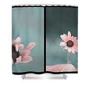 For You - Diptych Shower Curtain
