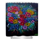 For You In Love Shower Curtain
