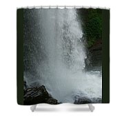 Force Of Gravity Shower Curtain