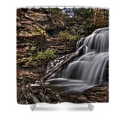 Forces Of Nature Shower Curtain