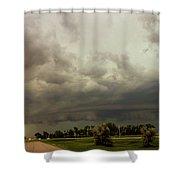 Forces Of Nebraska Nature 037 Shower Curtain