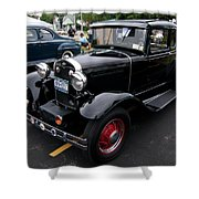Ford 2102 Shower Curtain