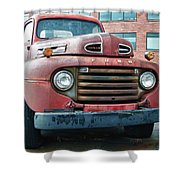 Ford 4625 Shower Curtain